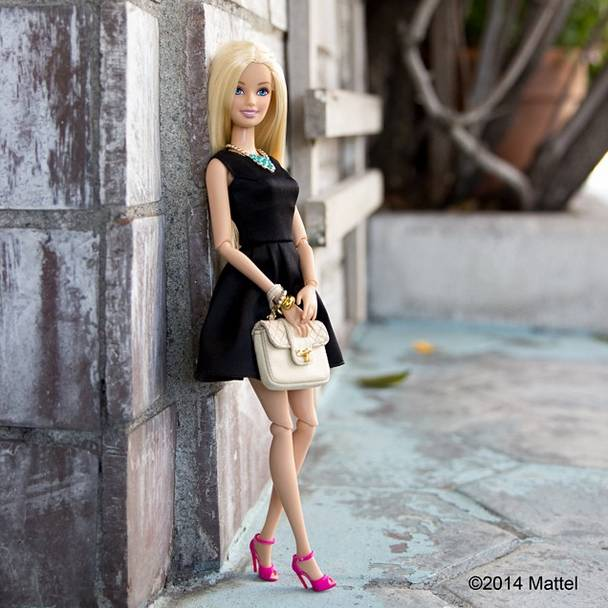 Barbie y su street style