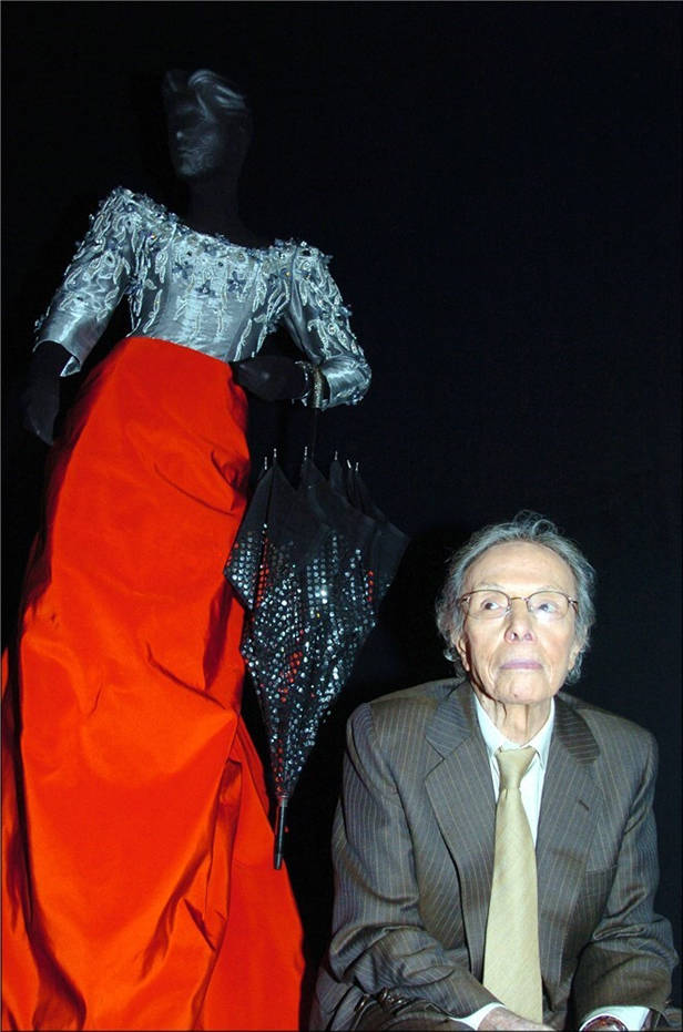 Vestido de Pertegaz