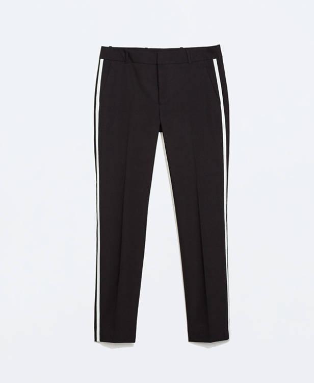 Pantalón esmoquin de ZARA