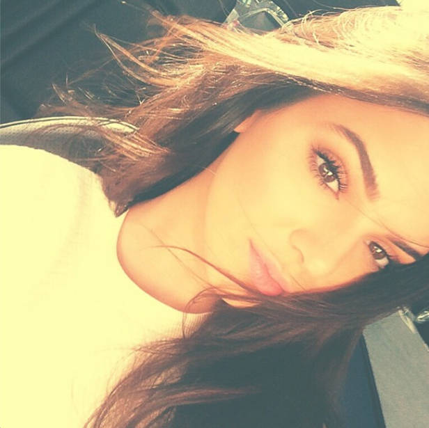 Selfie de Kendall Jenner
