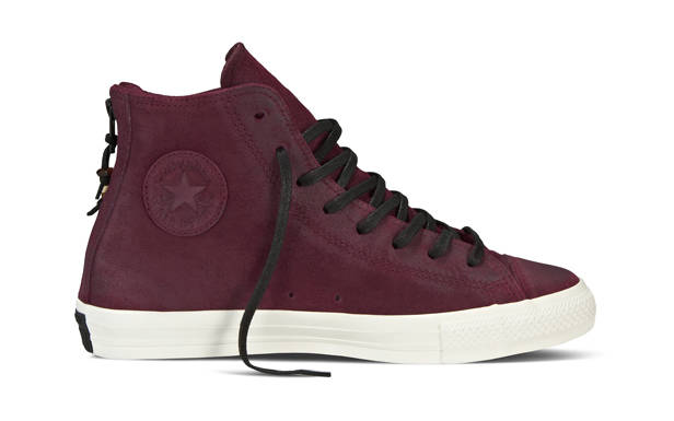 Zapatillas Chuck Taylor All Star Back Zip de CONVERSE