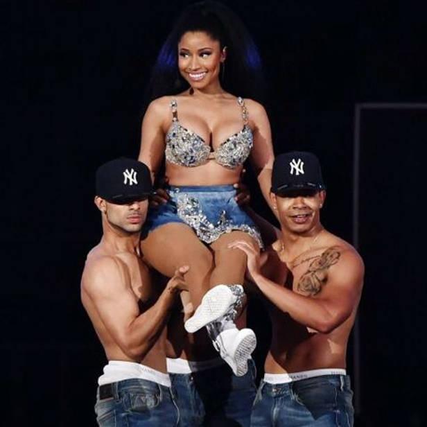 Nicki Minaj y su