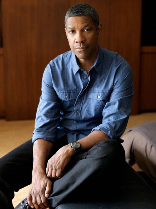 Denzel Washington, Premio Donostia 2014. Foto: Mark Seliger