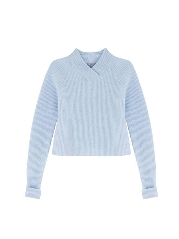 Sweater azul pastel COS