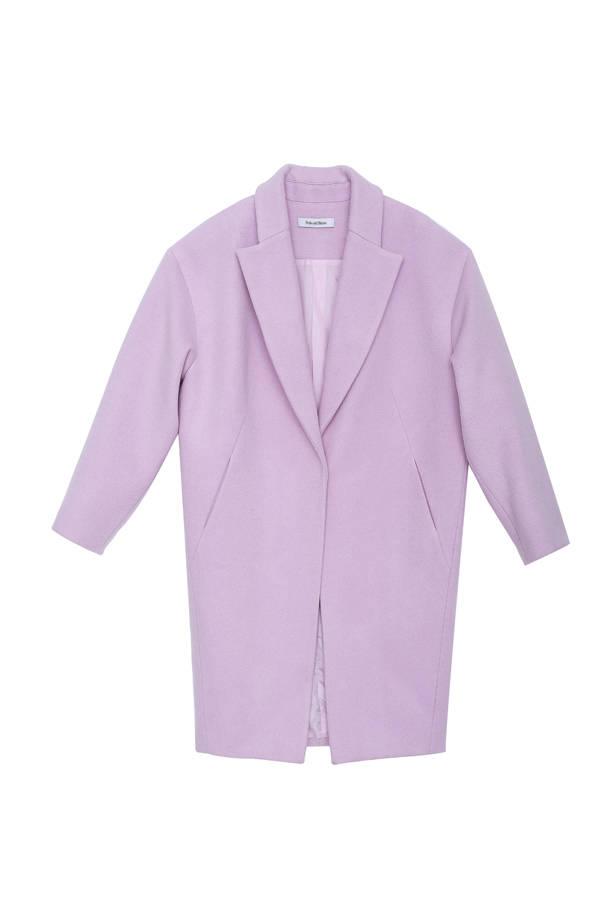 Abrigo rosa pastel Pedro del Hierro