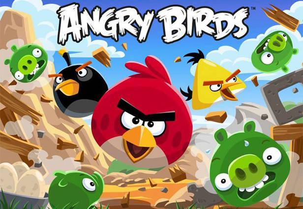 Próximamente Angry Brids, la película
