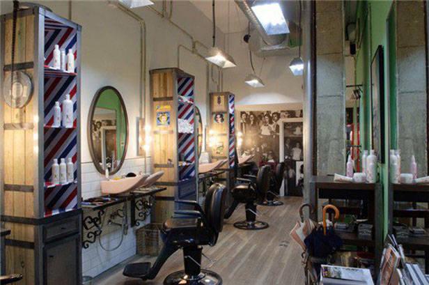 Barbería Lucas36 (Madrid)