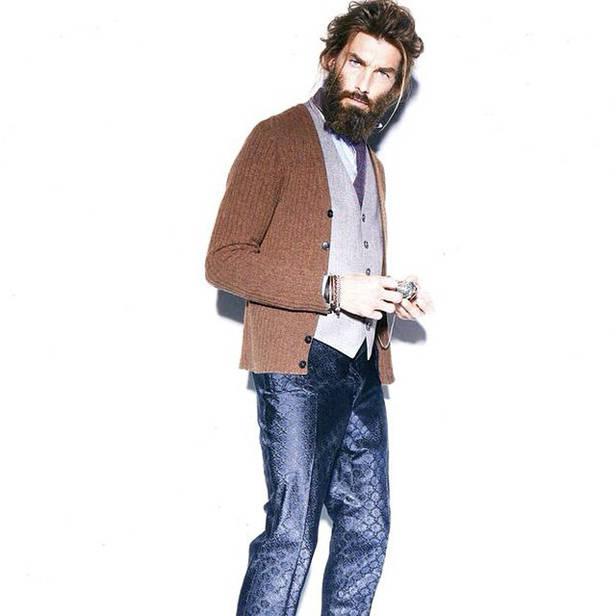 El modelo Patrick Petitjean @patrickpetitjean
