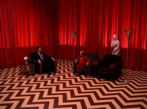 La habitación roja de
