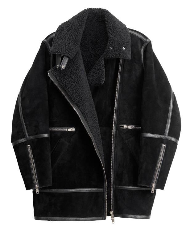 H&M Studio vanidad elige abrigos