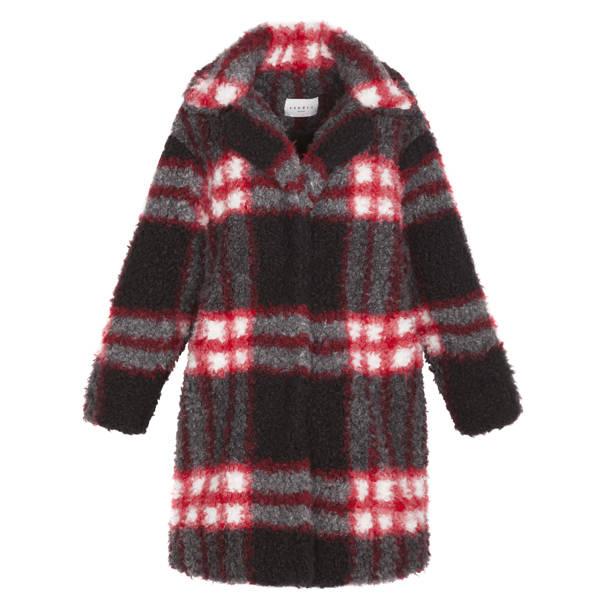 Sandro vanidad elige abrigos