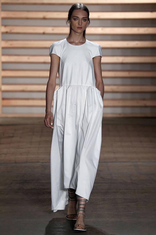 Tibi/ NY Las 5 tendencias de las semanas de la moda que necesitas