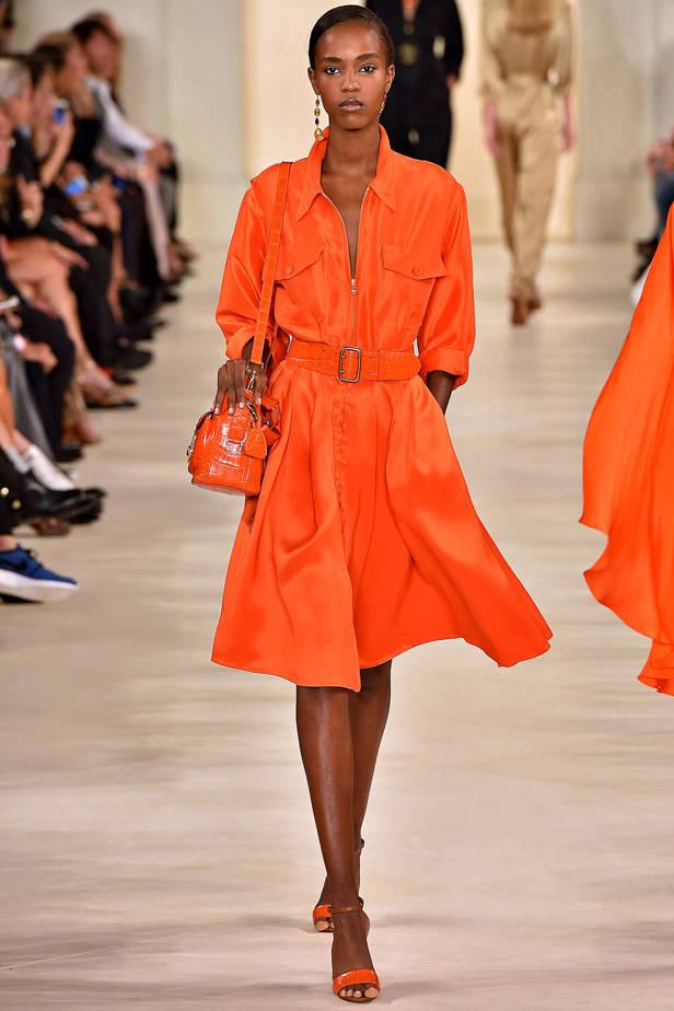 Ralph Lauren/ NY Las 5 tendencias de las semanas de la moda que necesitas