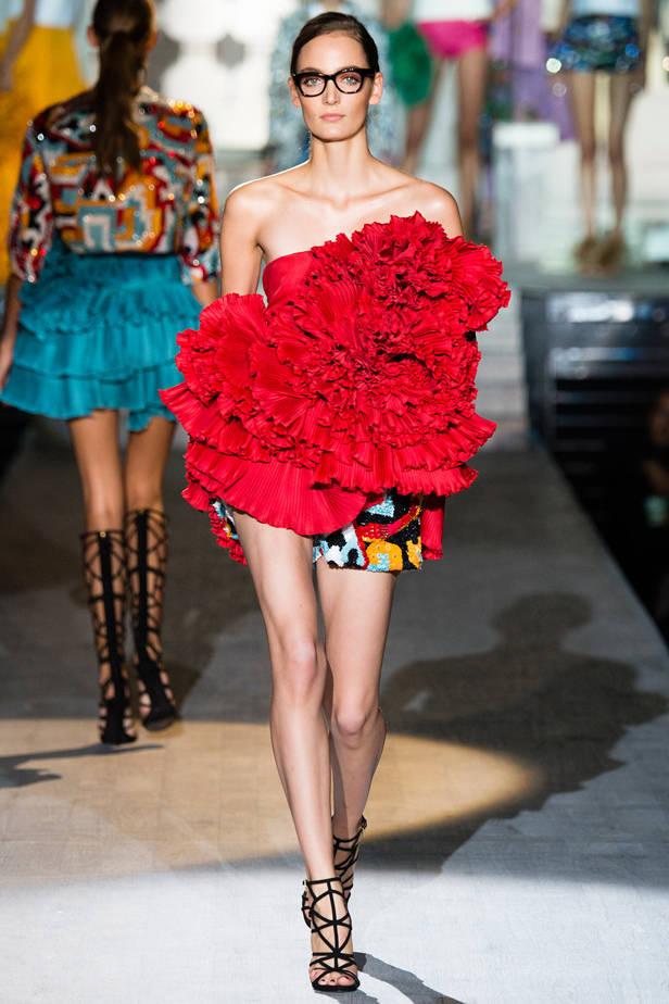 Dsquared2/ MILÁN Las 5 tendencias de las semanas de la moda que necesitas