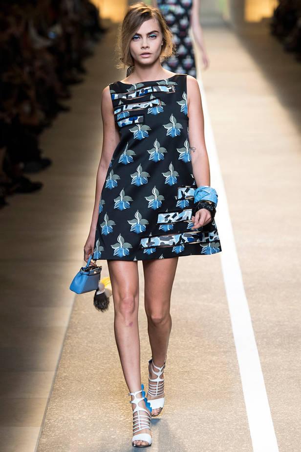 Fendi/ MILÁN Las 5 tendencias de las semanas de la moda que necesitas