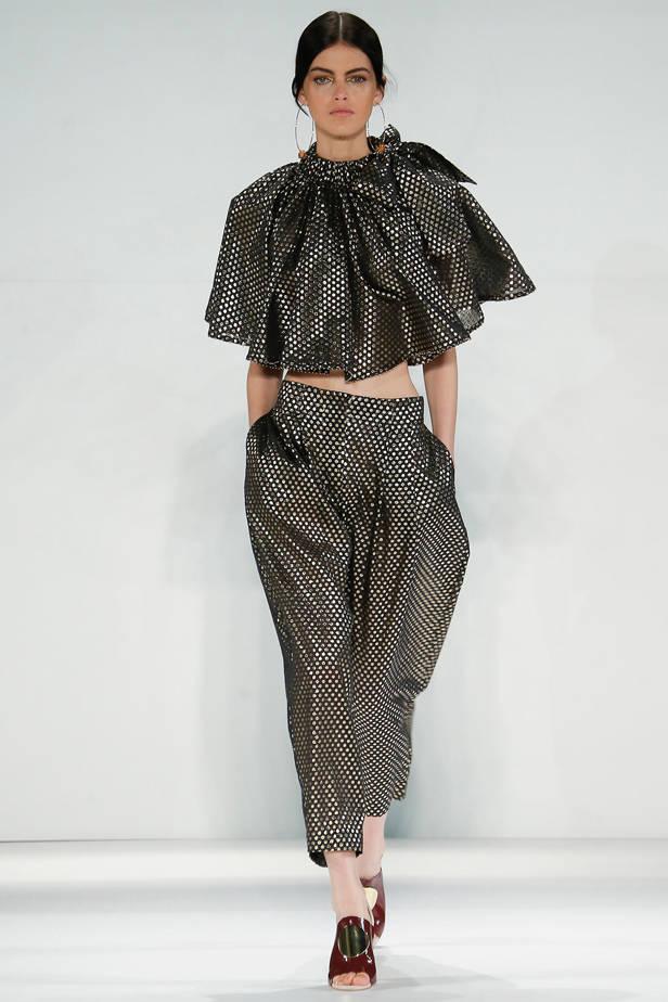Zimmermann/ NY Las 5 tendencias de las semanas de la moda que necesitas