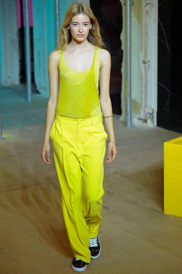 Zadig & Voltaire/ PARÍS Las 5 tendencias de las semanas de la moda que necesitas