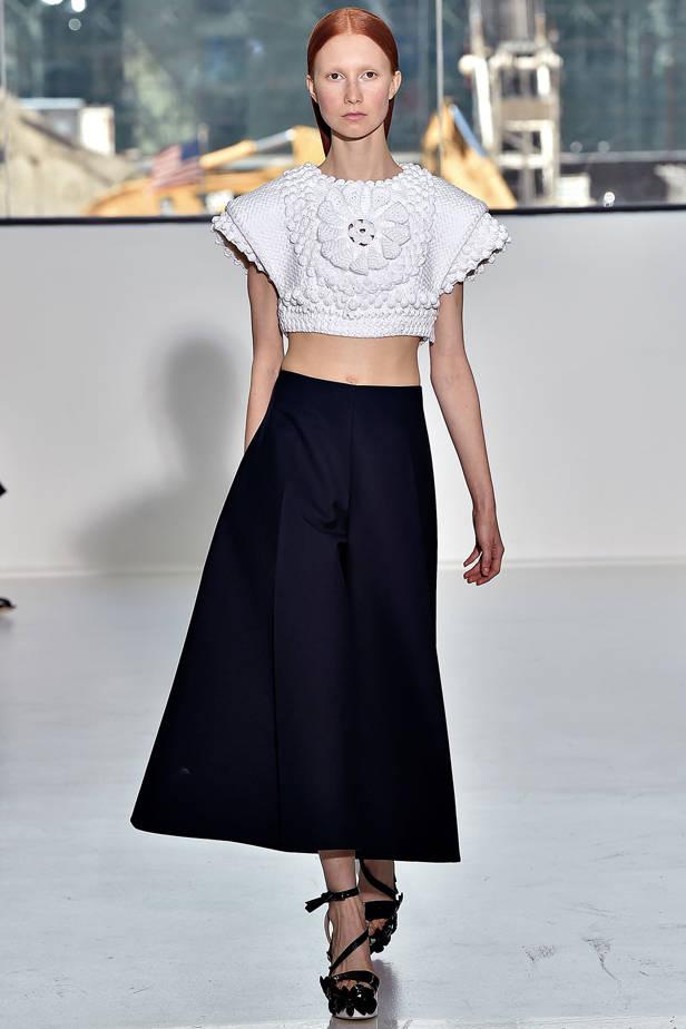 DelPozo/ NY Las 5 tendencias de las semanas de la moda que necesitas
