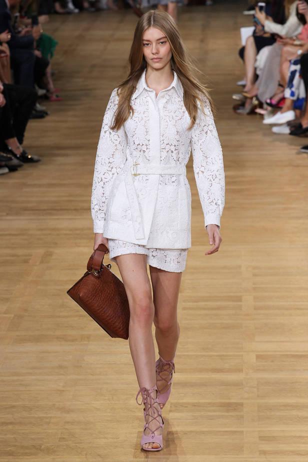 Chloé/ PARÍS Las 5 tendencias de las semanas de la moda que necesitas