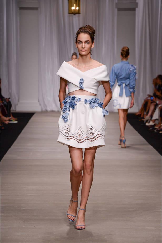 Ermano Scervino/ MILÁN Las 5 tendencias de las semanas de la moda que necesitas