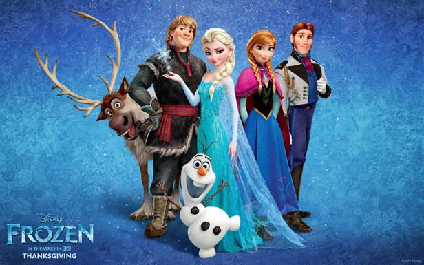 Frozen- Vanidad