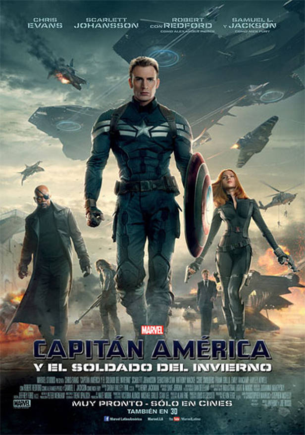Capitán América 2- Vanidad