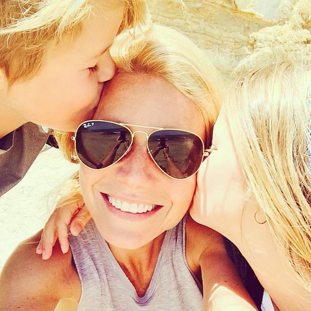Gwyneth Paltrow y sus hijos (@gwynethpaltrow)
