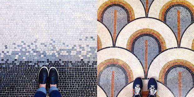 Mosaicos vía @crazystylelove-@shoomool