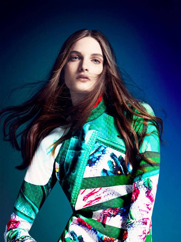 adidas Originals por Mary Katrantzou otoño/invierno 2014