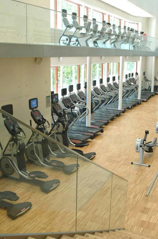 Gimnasio 02 Centro Wellness