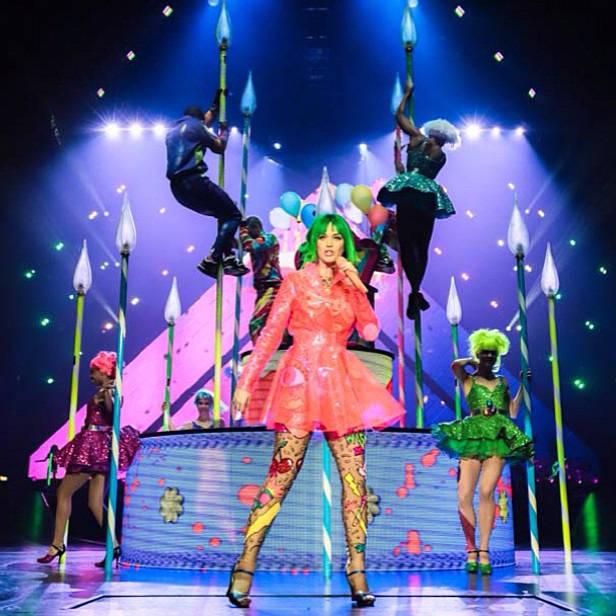 Katy Perry @katyperry