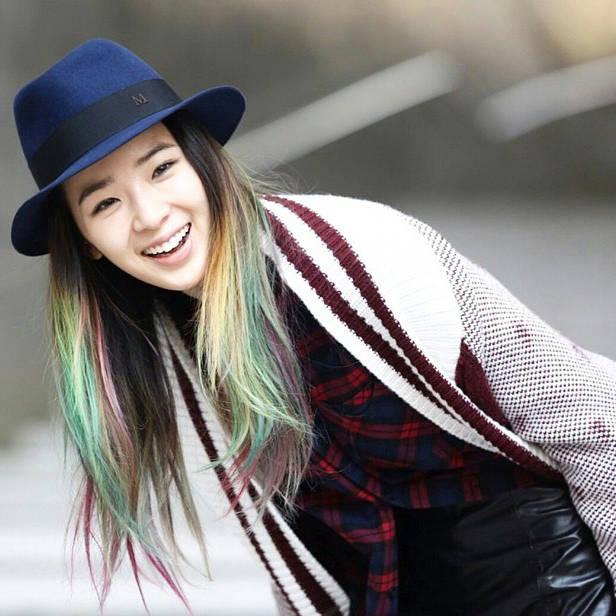 Irene Kim @ireneisgood