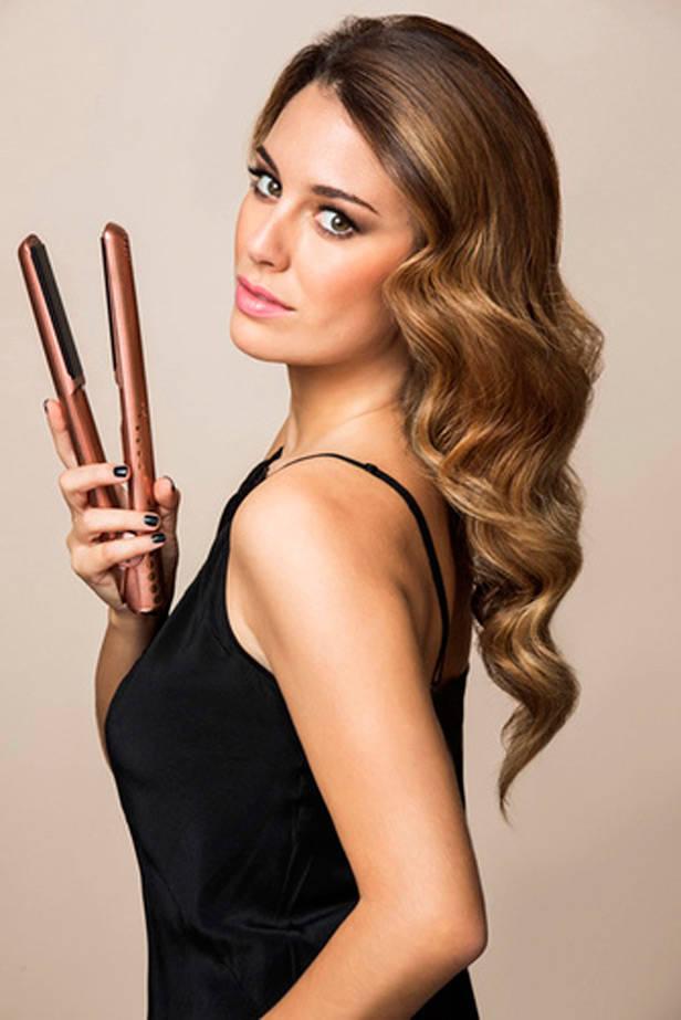 Blanca Suárez para ghd beauty novedades vanidad