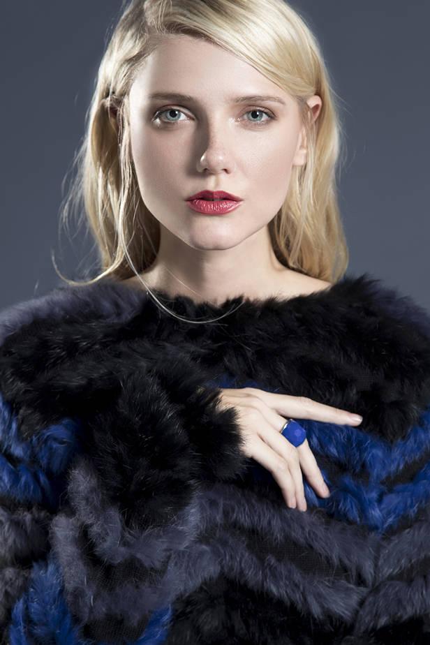 editorial de moda vanidad