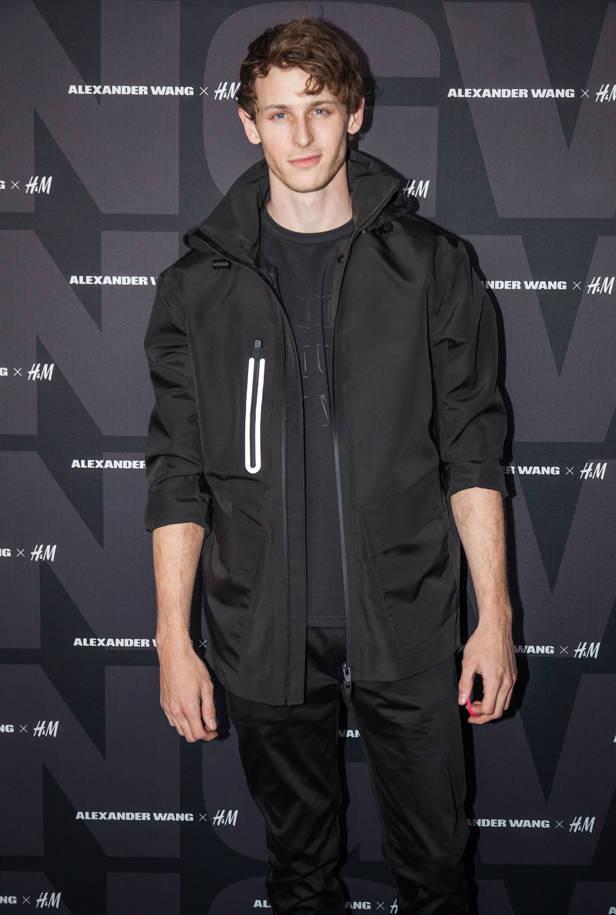 alexander wang para H&M vanidad