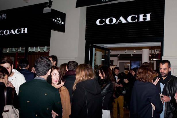 Tienda Coach C/ Serrano, 22