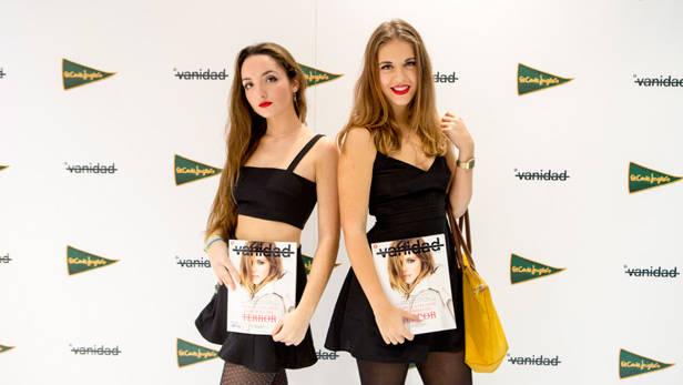 Presentación de la nueva Moda Joven de El Corte Inglés y el nuevo número de Vanidad