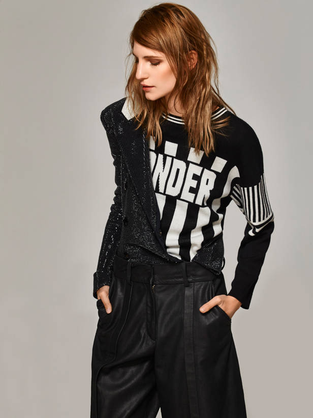 Americana EMPORIO ARMANI jersey SANDRO pantalon ANTIK BATIK