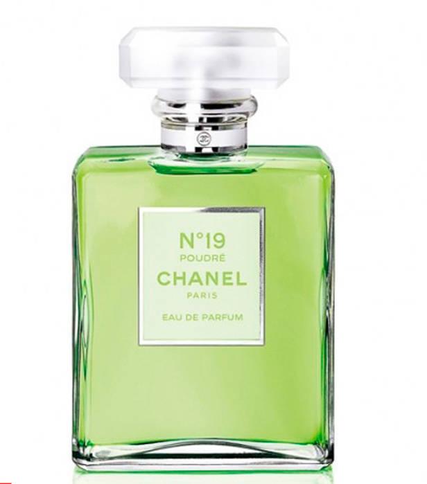 Perfume Chanel nº 19 Poudre.