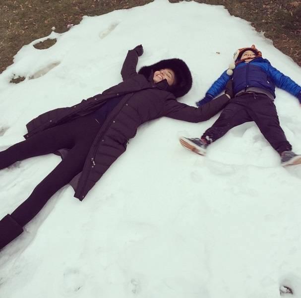 Navidad-Miranda Kerr-y-su-hijo-Flynn-Vanidad