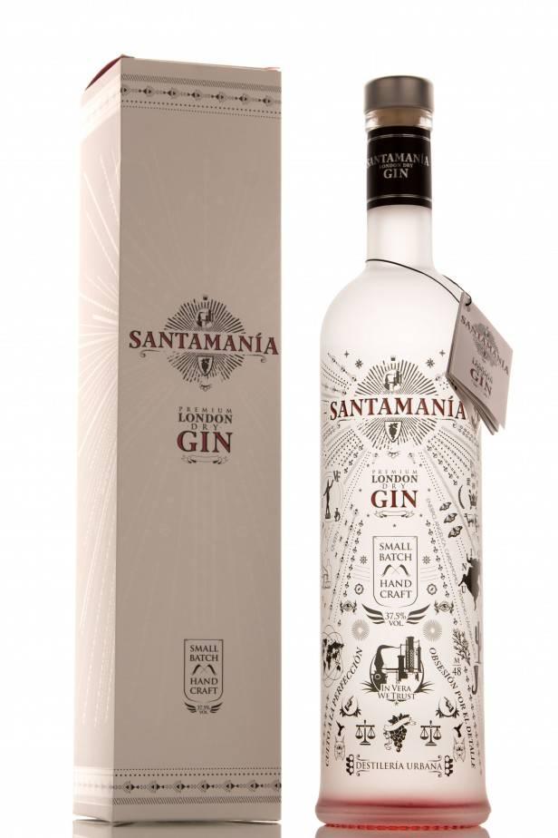 SANTAMANÍA_Botella_GIN_Vanidad