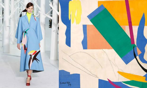 Delpozo, obra de Matisse