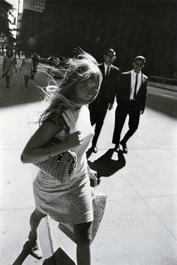 New York, 1965. Garry Winogrand