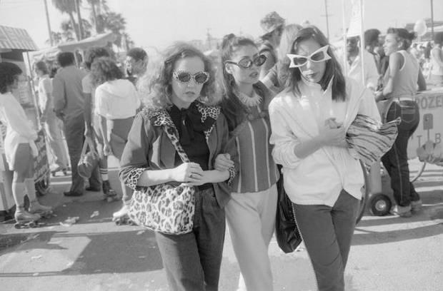 Venice Beach, Los Angeles, 1980-83. Garry Winogrand