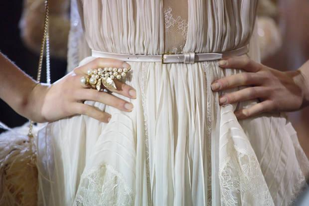 Elie Saab Couture Primavera/Verano 2015