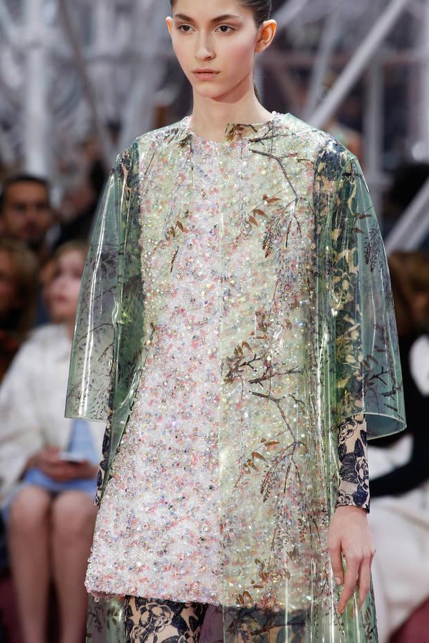 Christian Dior Couture Primavera/Verano 2015