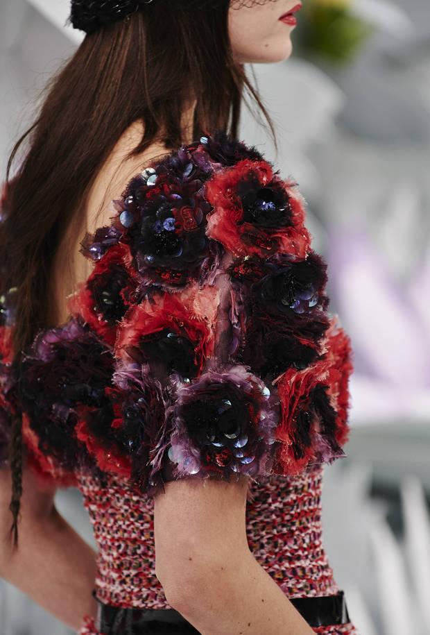 Chanel Couture Primavera/Verano 2015