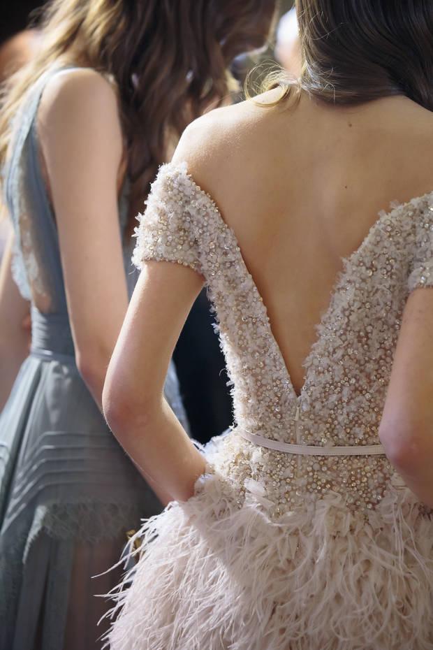 Elie Saab Haute Couture Primavera/Verano 2015