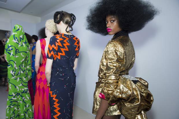 Schiaparelli Couture Primavera/Verano 2015
