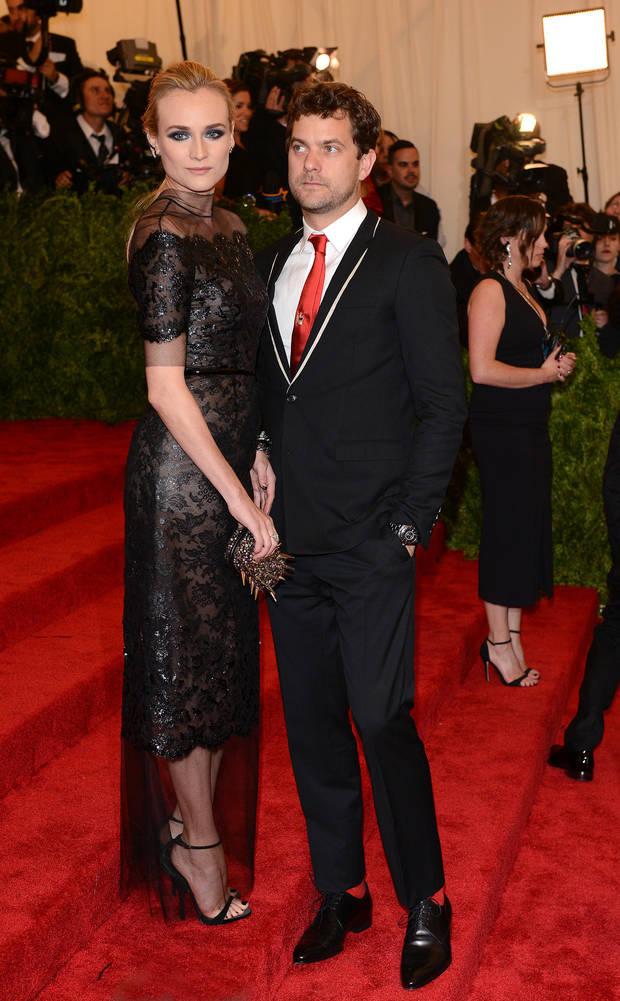 Diane-Kruger-Joshua-Jackson-2013-Met-Gala